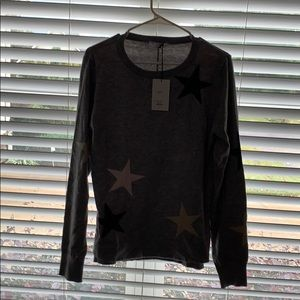 THML NWT Star sweater in a Large